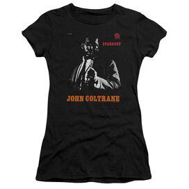 John Coltrane Coltrane Short Sleeve Junior Sheer T-Shirt