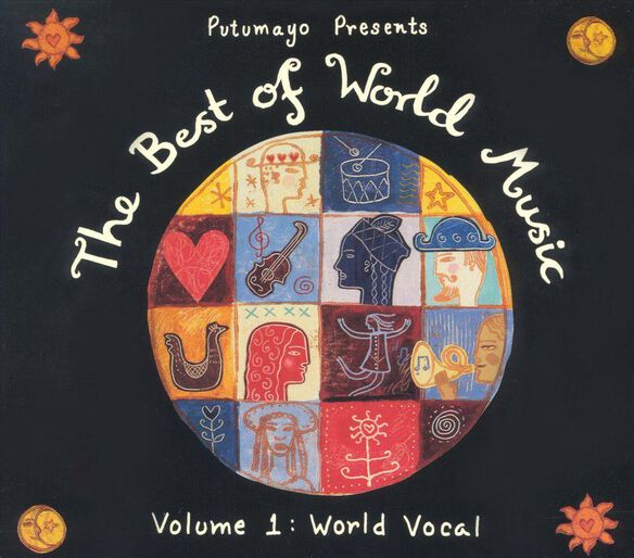 Putumayo Pres. World Vol1