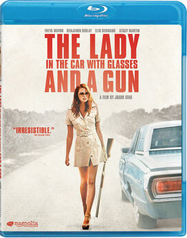 The Lady in The Car With Glasses and and Gun
