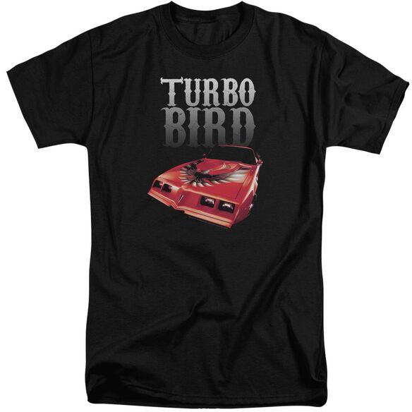 Pontiac Turbo Bird Short Sleeve Adult Tall T-Shirt