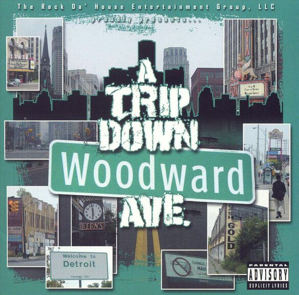 Trip Down Woodward Ave