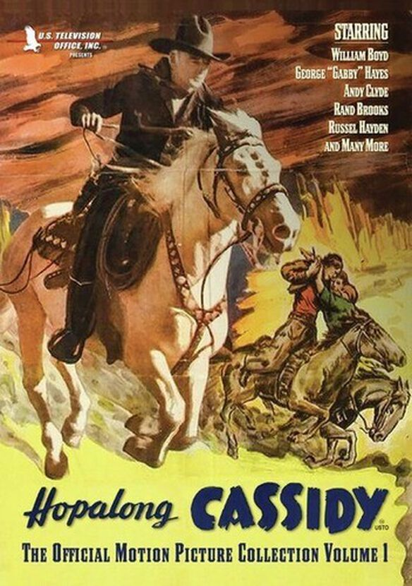 Hopalong Cassidy: The Official Motion Picture Collection: Volume 1