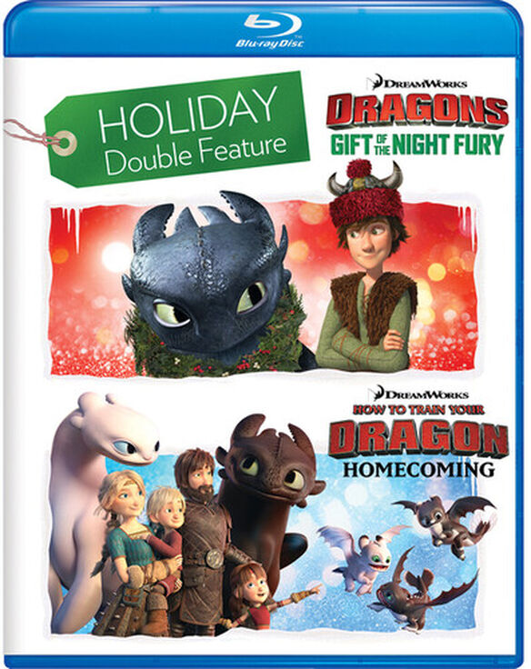 How To Train Your Dragon: Gift Of The Night Fury