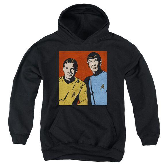 Star Trek Friends Youth Pull Over Hoodie