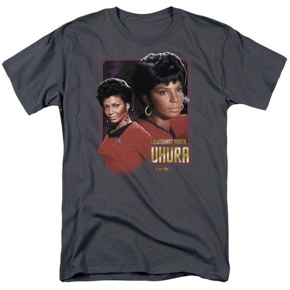 Star Trek Lieutenant Uhura Short Sleeve Adult T-Shirt