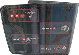 Street Fighter Special Moves Wallet