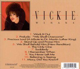 Vickie Winans - Vicki Winans