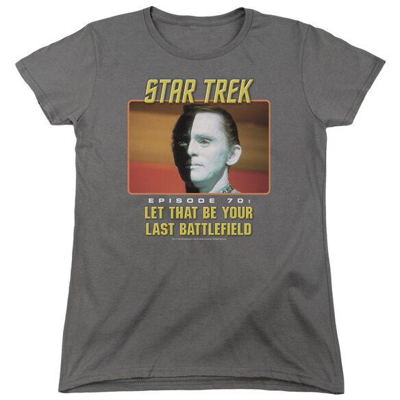 St Original Last Battlefield Short Sleeve Women's Tee T-Shirt