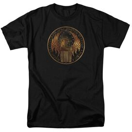 Fantastic Beasts Magical Congress Crest Short Sleeve Adult T-Shirt