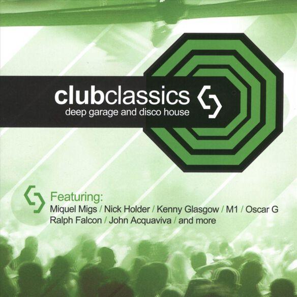 Club Classics Deep,Ga0605