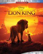 Lion King (2019) (2pc) (W/DVD) / (2pk AC3 Dol DTS)