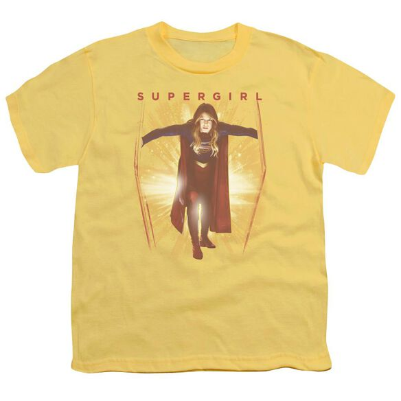 Supergril Through The Door Short Sleeve Youth T-Shirt