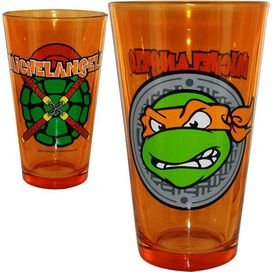 Ninja Turtles Pint Glass Set
