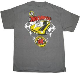 Hot Wheels Club Youth T-Shirt