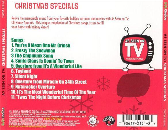 As Seen On Tv Christmas S