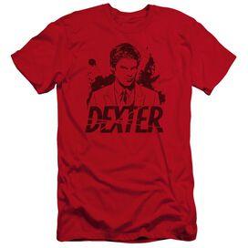 Dexter Splatter Dex Premuim Canvas Adult Slim Fit