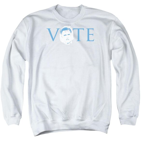 Vote Romney Adult Crewneck Sweatshirt