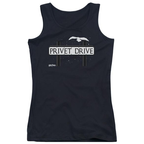Harry Potter Privet Drive Juniors Tank Top