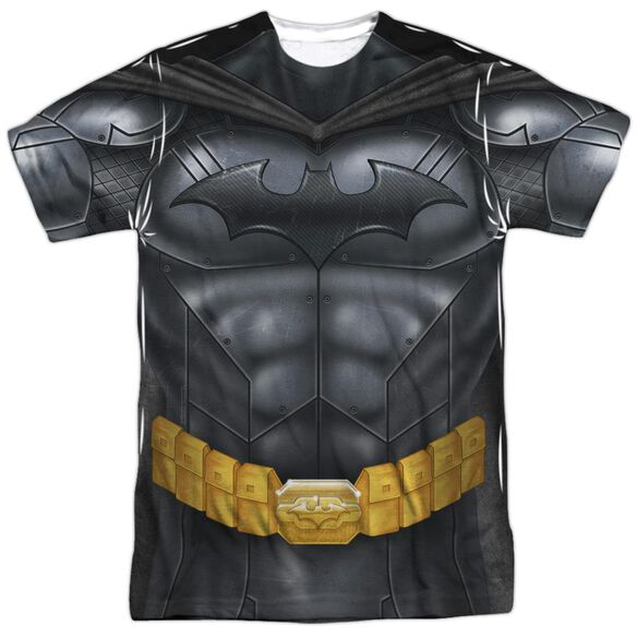 Batman Batman Athletic Uniform Short Sleeve Adult Poly Crew T-Shirt