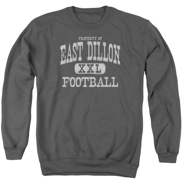 Friday Night Lights Property Of Adult Crewneck Sweatshirt