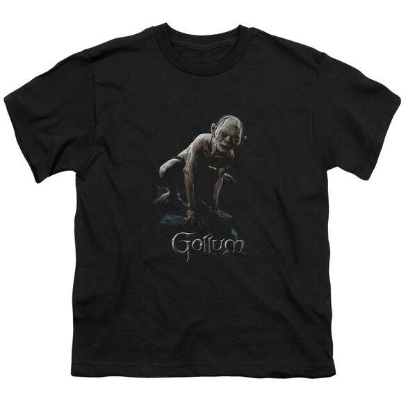 Lor Gollum Short Sleeve Youth T-Shirt