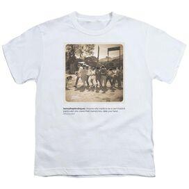 Sandlot Pantywaist Short Sleeve Youth T-Shirt