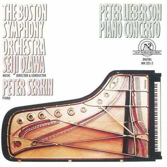 Peter Lieberson - Piano Concerto
