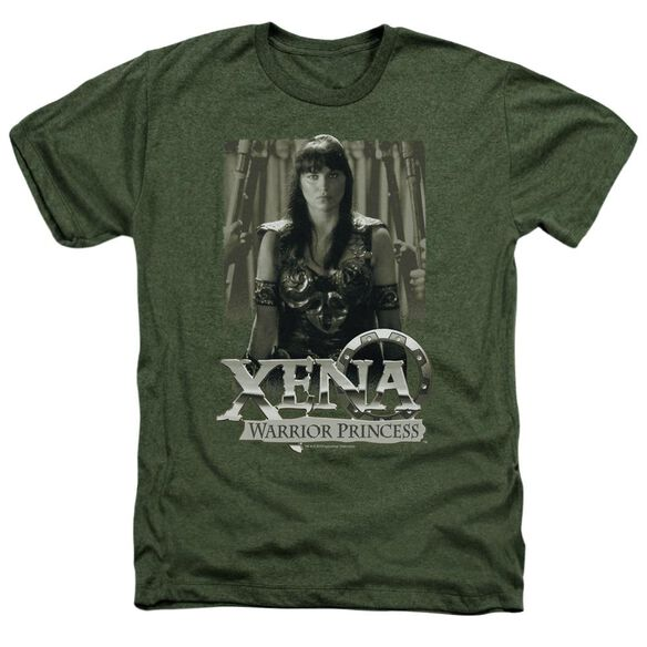 Xena Honored Adult Heather Military
