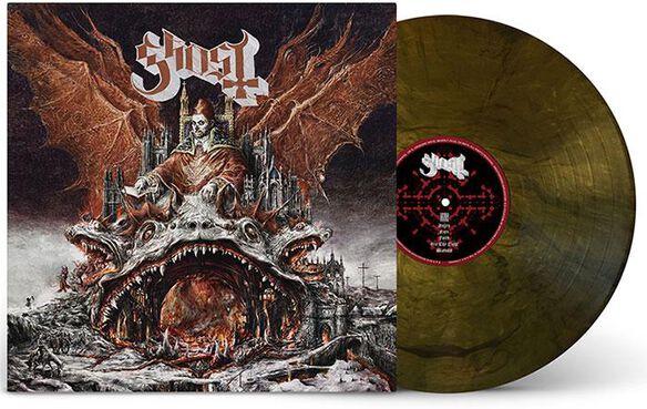 Ghost - Prequelle [Exclusive Metallic Marble Semi-Translucent Vinyl]