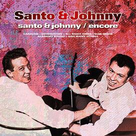 Santo & Johnny - Santo & Johnny / Encore