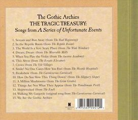 The Gothic Archies - Tragic Treasury: Songs from a Series of Unfortunate Events