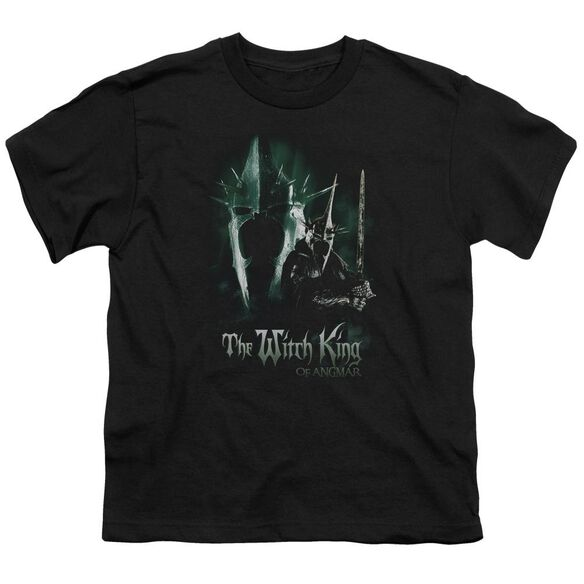 Lor Witch King Short Sleeve Youth T-Shirt