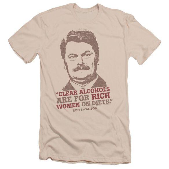 Parks And Rec Rich Women Short Sleeve Adult T-Shirt