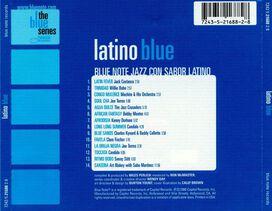 Various Artists - Latino Blue