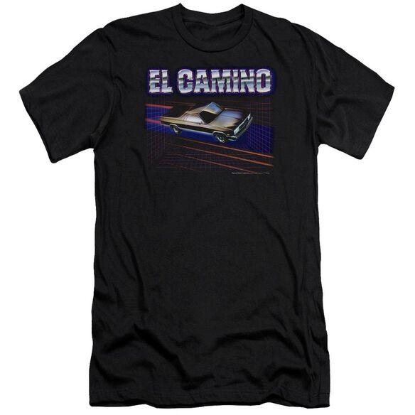Chevrolet El Camino 85 Short Sleeve Adult T-Shirt