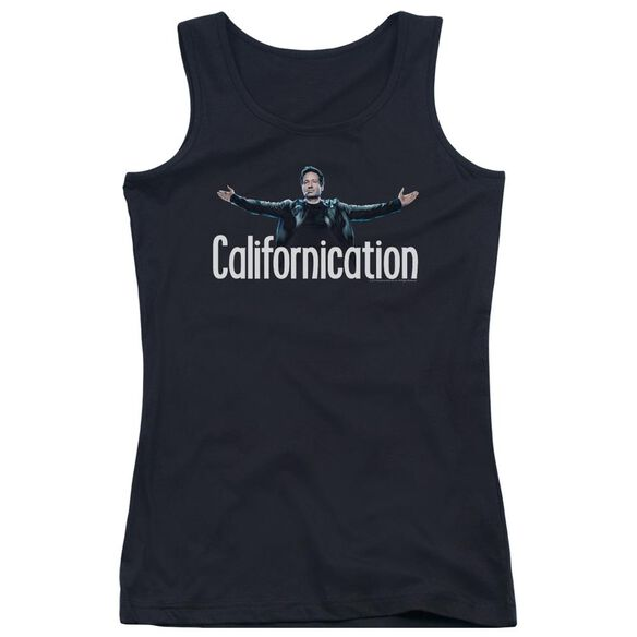 Californication Outstretched Juniors Tank Top