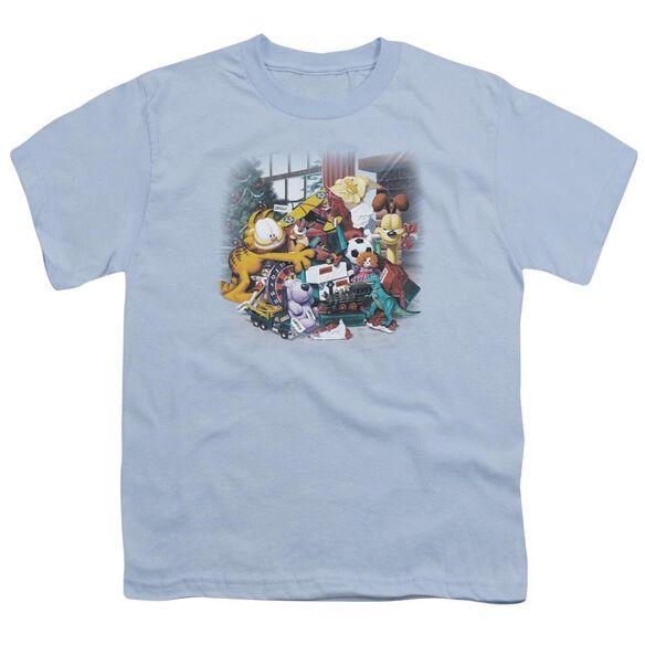 Garfield Mine! Short Sleeve Youth Light T-Shirt