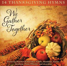 Craig Duncan - We Gather Together: 14 Thanksgiving Hymns