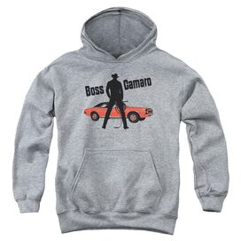 Chevrolet Boss Youth Pull Over Hoodie Athletic