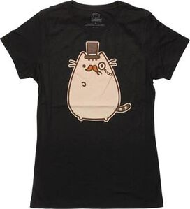 Pusheen the Cat Monsieur Juniors T-Shirt