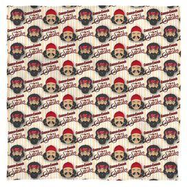 Cheech And Chong Bambu Bandana White