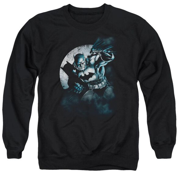 Batman Batman Spotlight Adult Crewneck Sweatshirt