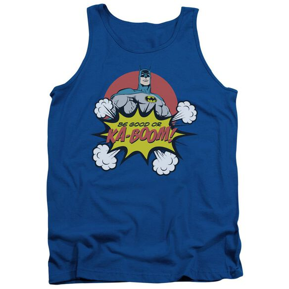 Dc Kaboom Adult Tank Royal