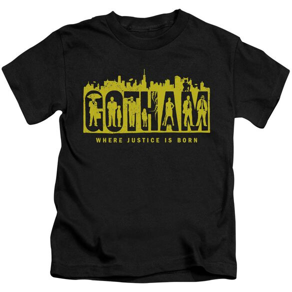 Gotham Silhouettes Short Sleeve Juvenile T-Shirt