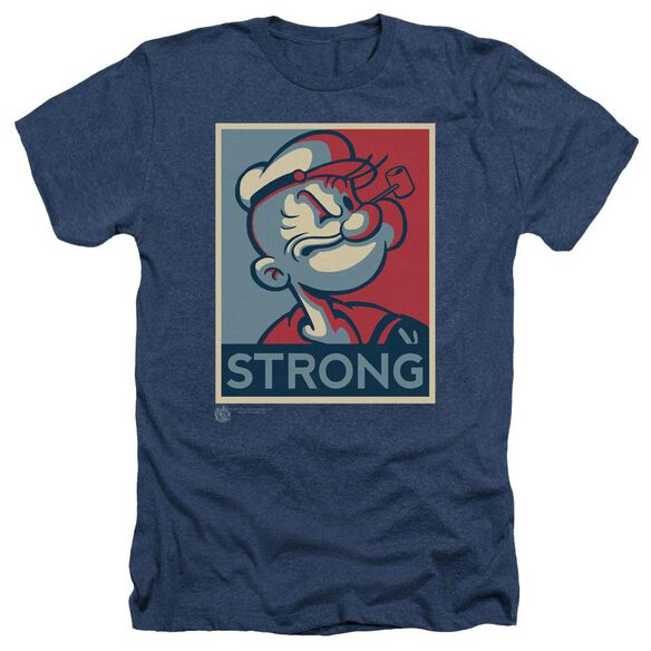 Popeye Strong Adult Heather