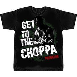 Predator Get To The Choppa T-Shirt