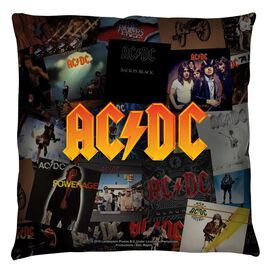 Acdc Albums Throw