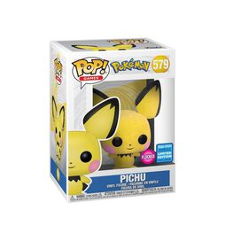 Funko Pop!: Pokemon - Pichu [Flocked]