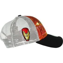 Iron Man 3 Blast Mesh Hat
