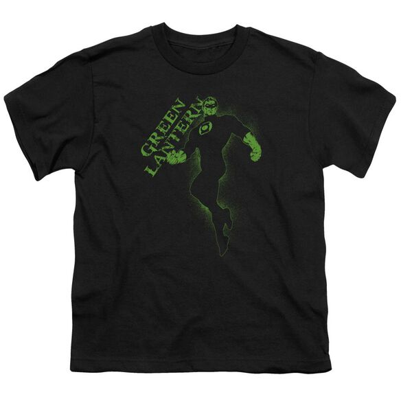 Gl Lantern Darkness Short Sleeve Youth T-Shirt